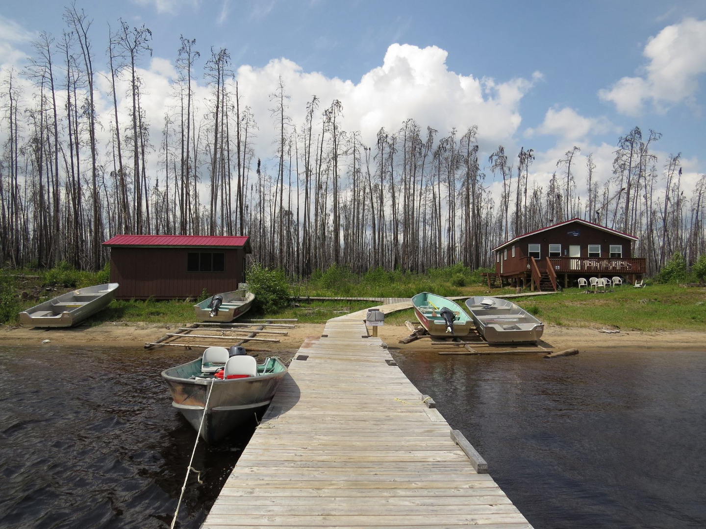 Clark 39 s resorts and outposts northwest ontario my for Ontario canada fishing resorts