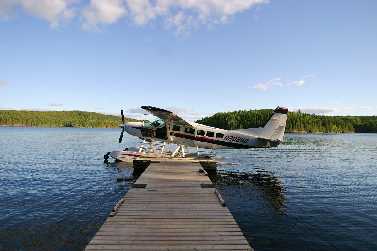Hidden bay lodge camps northwest ontario my canada for Ontario fishing resorts