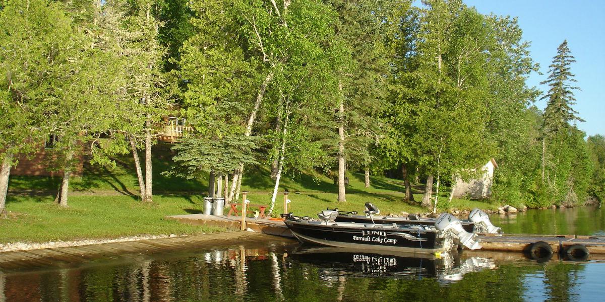 Perrault lake my canada fishing trip for Ontario canada fishing trips