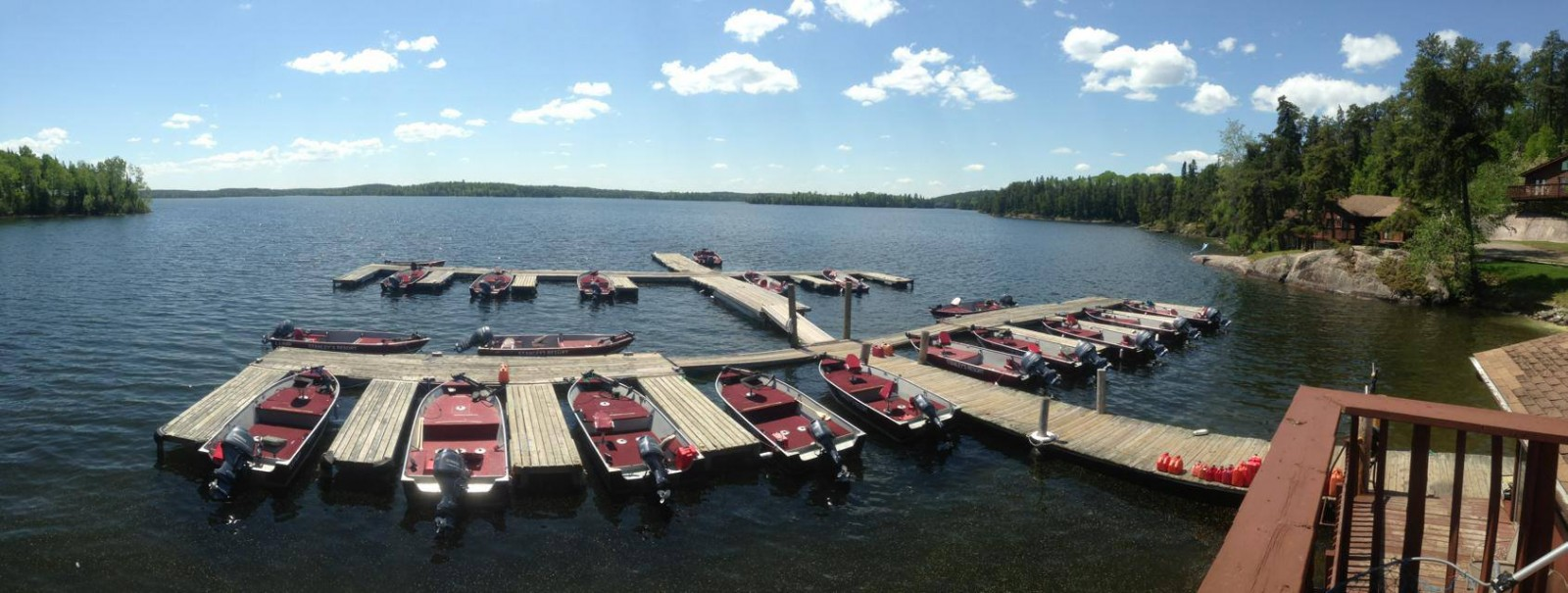 Stanley 39 s resort northwest ontario my canada fishing trip for Ontario canada fishing resorts