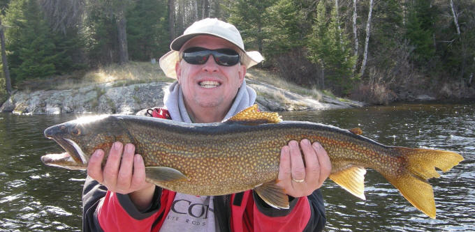 sydney lake lodge northwest ontario my canada fishing trip On best canadian fishing trips