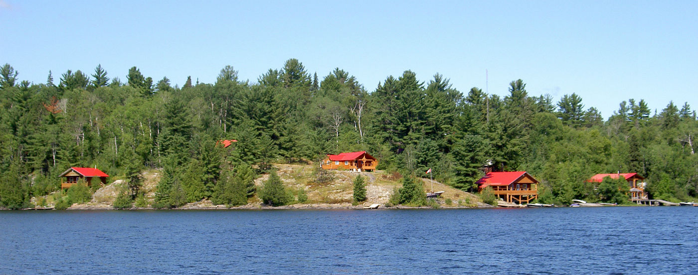 White pine lodge northeast ontario my canada fishing trip for Canada fishing resorts