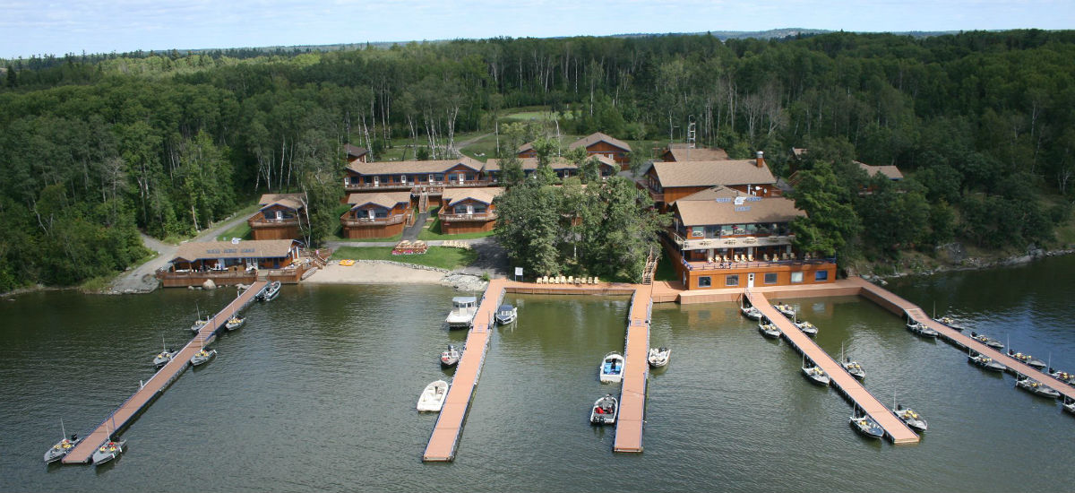 Wiley point lodge northwest ontario my canada fishing trip for Canada fishing resorts