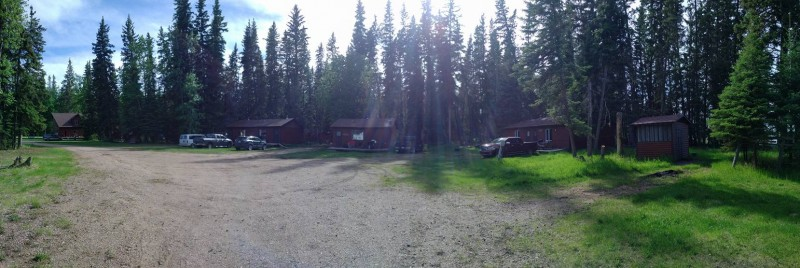 Flotten Lake Resort
