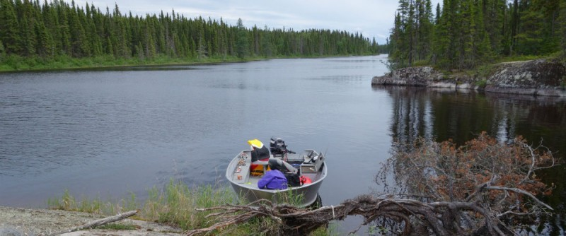 North Caribou Lake Outposts