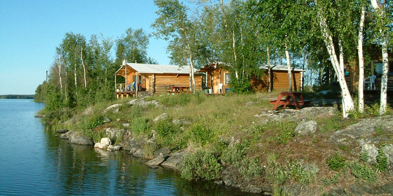 Shadd Lake Cabins