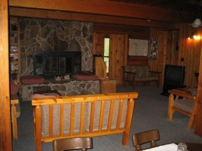 Lodge - Interior
