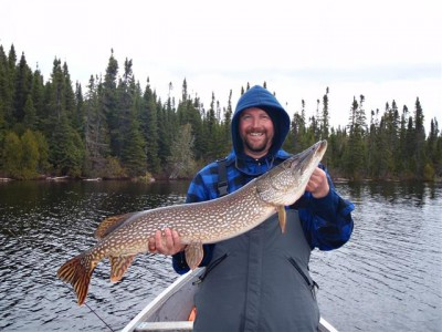 Trophy Northern Pike Fishing