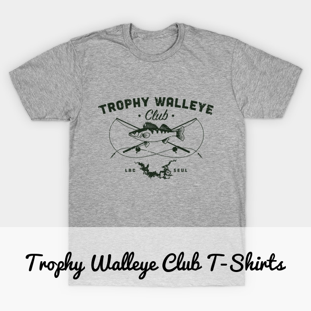 Trophy Walleye Club - Lac Seul