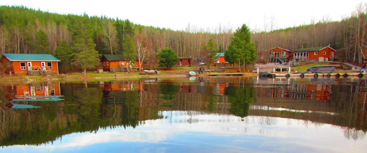 Fletcher lake lodge northwest ontario my canada for Ontario canada fishing trips