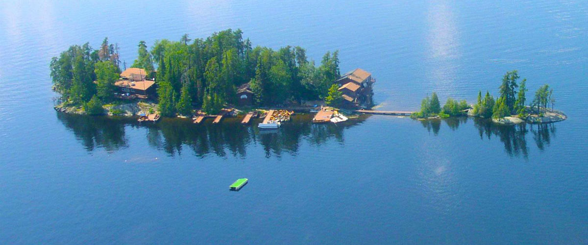 Loch island lodge north central ontario my canada for Best canadian fishing trips