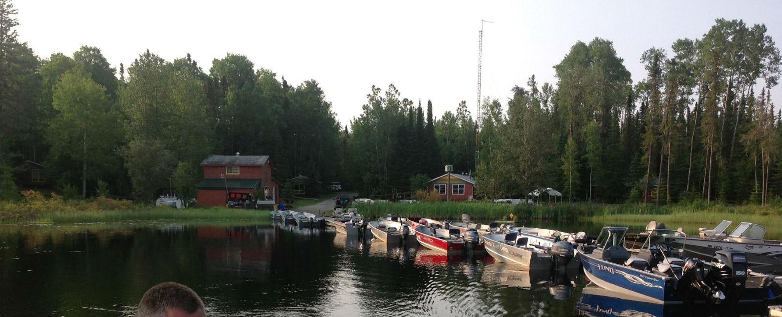 Woman river camp northwest ontario my canada fishing trip for Ontario canada fishing trips