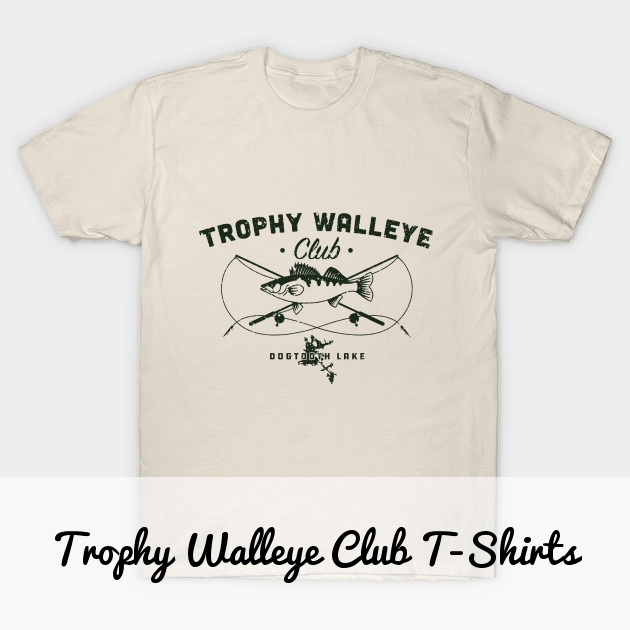 Trophy Walleye Club - Dogtooth Lake